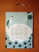 Image of 2012 Tea Towel Calendar - 45% off