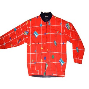 Image of Ellesse Grid Reverse Jacket