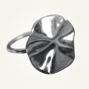 Image of Tide Pool Ring, Sterling Silver