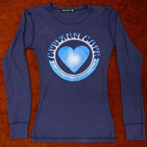 "Image of ""If There's Love"" - Thermal Long Sleeve"