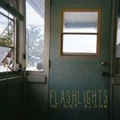 "Image of FLASHLIGHTS ""I'm Not Alone"" vinyl LP"