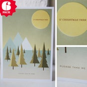 Image of O'Christmas Tree Cards