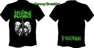 Image of CENOTAPH - Re-puked purulency - T-shirt