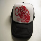 Image of Wolf Wheelie Mesh Hat  ( New Colors )