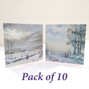 Image of Christmas Cards - Pack of Ten