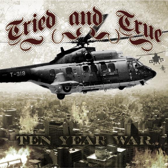 Image of 10 Year War CD