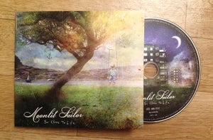 Image of So Close To Life (2009) RE-RELEASE DIGIPACK CD