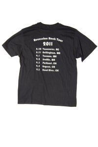 """Image of Limited Edition """"Recession Rock Tour"""" Tee"""
