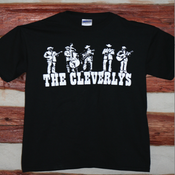 Image of Youth Cleverly's Black T Shirt