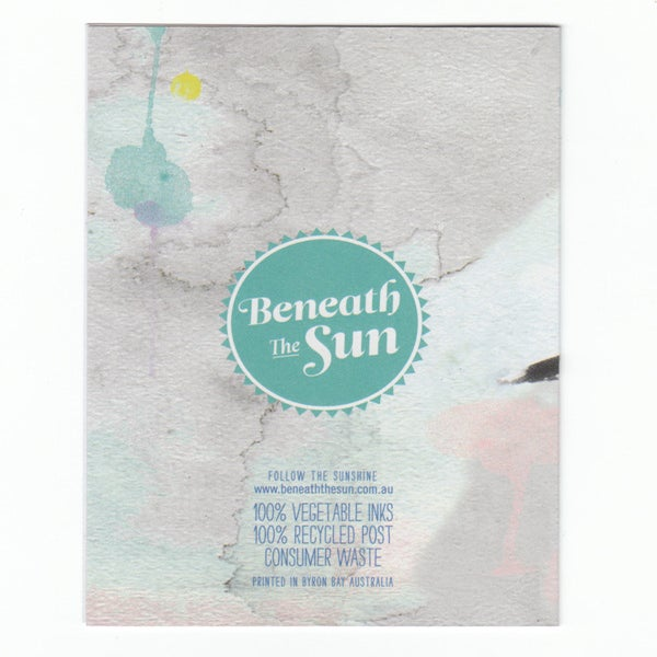Image of Drifting Greeting Card