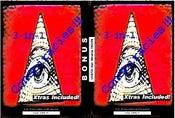Image of Conspiracies 3-in-1 DVD