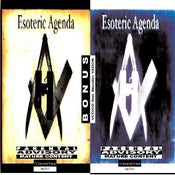 Image of Esoteric Agenda DVD plus Bonus Xtras (CD/VCD)