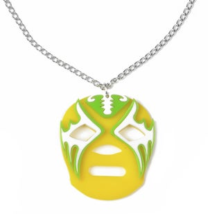 Image of Lucha Libre Necklace