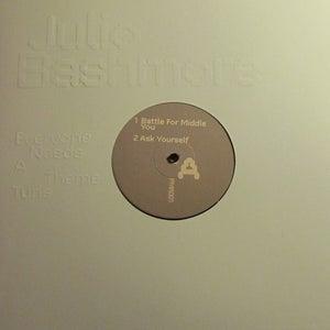 Image of Julio Bashmore 'Everyone Needs A Theme Tune' E.P [Repress]