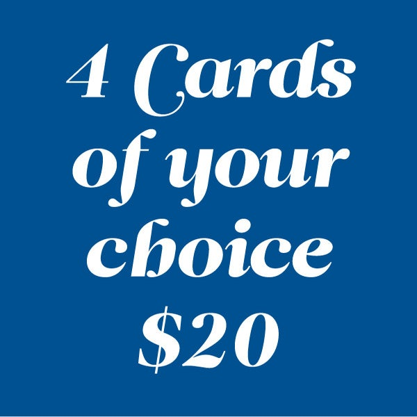 Image of BULK CARDS