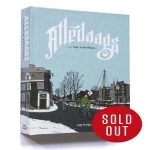 Image of Alledaags: A Year in Amsterdam HARDCOVER