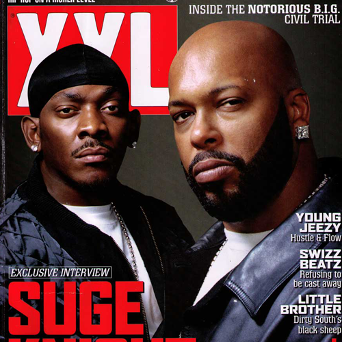Image of Suge