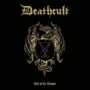 "Image of DEATHCULT ""Cult of the Dragon"" (CD)"