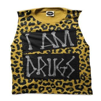 Image of I Am Drugs (Leopard)