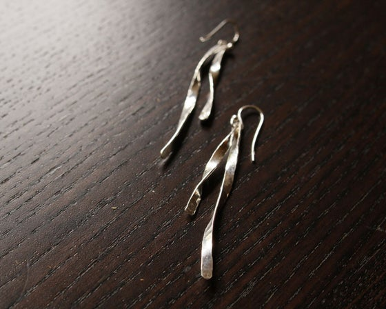 Image of Showstopper Icicle Drop Earrings