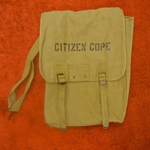 Image of Military Musette Bag - Large - Olive Drab