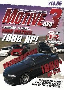 Image of Motive DVD #003
