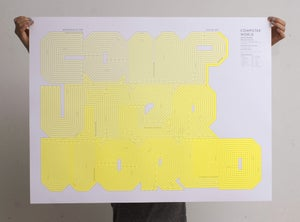 Image of Measuring Kraftwerk print