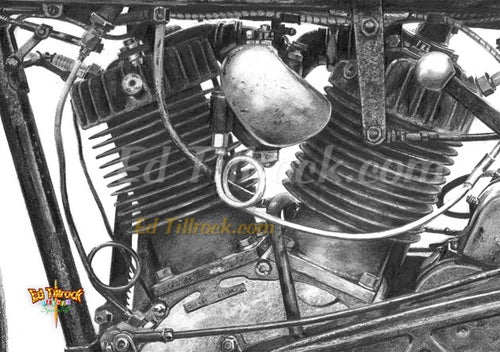 "Image of ""1922 JD"" 11x17 print"