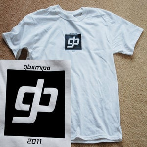 Image of White Gearbox Magazine Tshirt