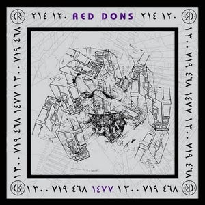 """Image of Red Dons """"A Forced Turning Point"""" EP"""