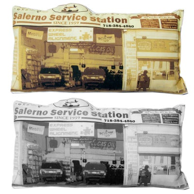 Image of Auto Shop Pillow