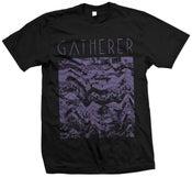 Image of GATHERER - REGULAR FRONTIER T-SHIRT