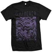 Image of GATHERER - REGULAR FRONTIER T-SHIRT