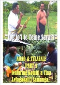 Image of AOAO & TULAFALE PART 3 DVD NEW!