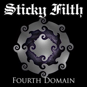 "Image of STICKY FILTH ""FOURTH DOMAIN"" CD"