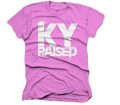 Image of Female Ky Raised in Pink