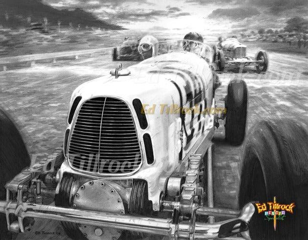 """Image of """"Miller/Hartz Special"""" 11x17 print"""