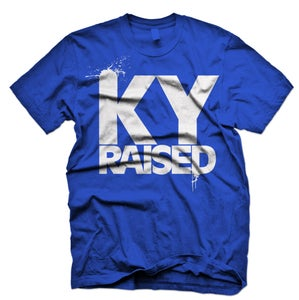 Image of Ky Raised in KY Blue