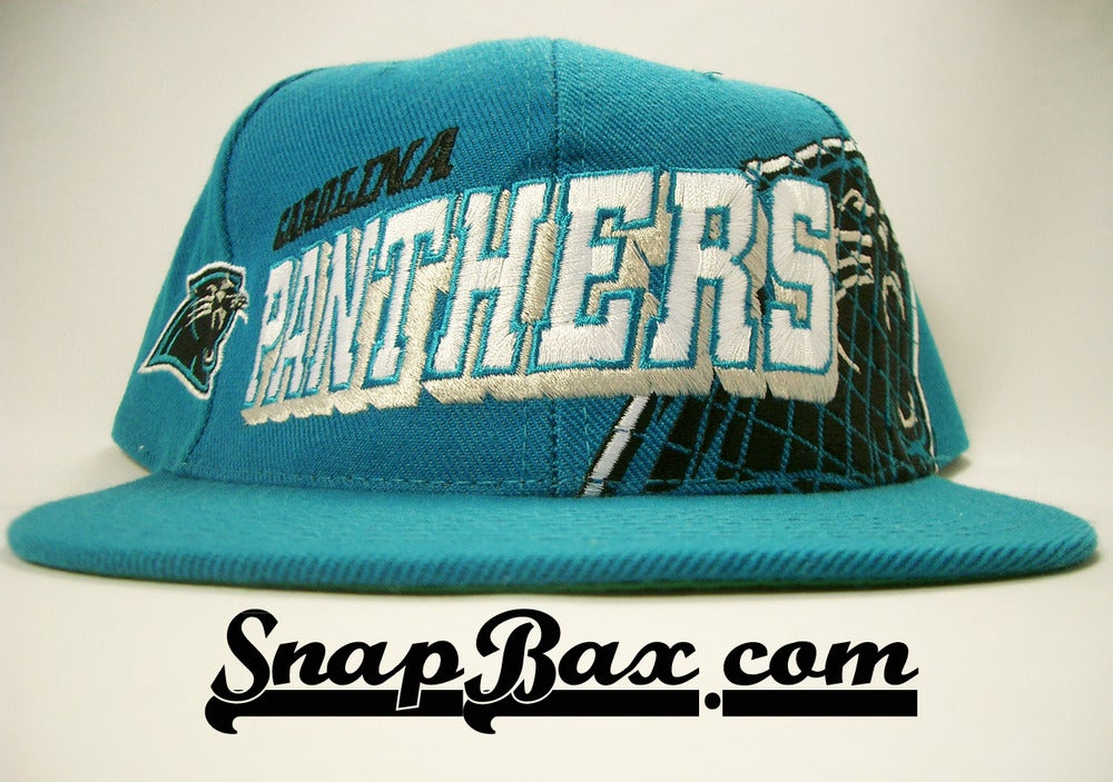 Image of VINTAGE CAROLINA PANTHERS SPORTS SPECIALTIES SNAPBACK CAP