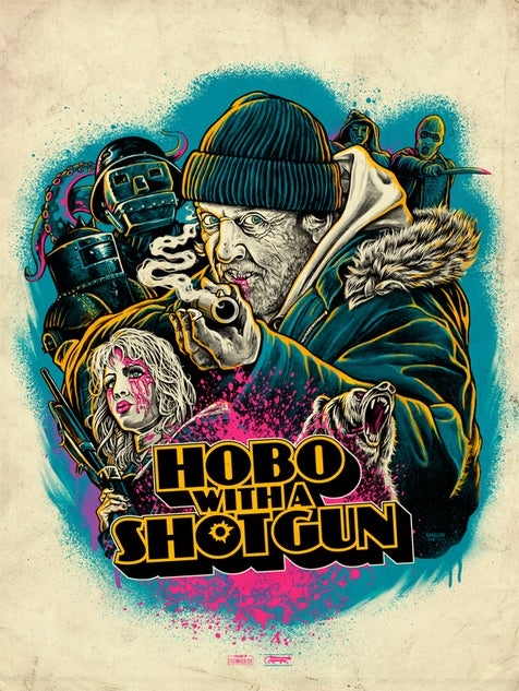 Image of Hobo With A Shotgun