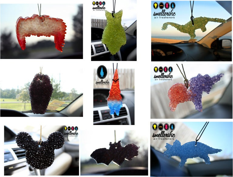 Image of Character Air Fresheners