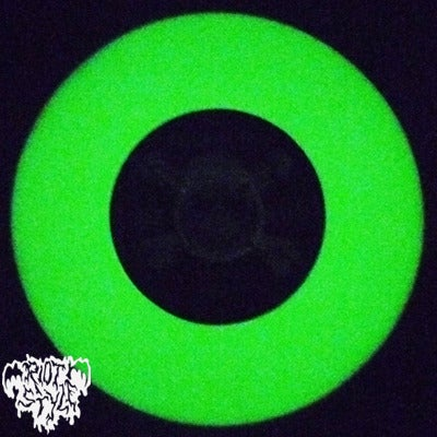 """Image of The Dwarves - We Only Came To Get High 7"""" Vinyl Glow In The Dark (Neon 2nd Press)"""