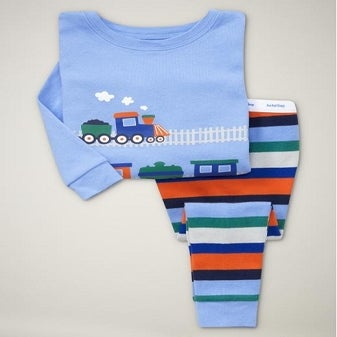 Image of Choo Choo Train - Pyjama's