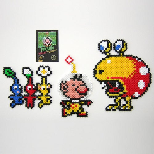 Image of Pikmin beadsprite set