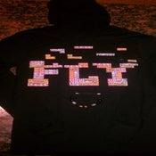 "Image of ""Tetris"" Welcome To The Jungle (#WTTJ) HOODIE"