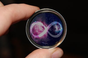 Image of Infinity Galaxy Plugs