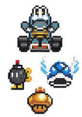 Image of The Lost Racers beadsprite's