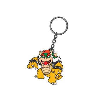 Image of Mario figure keyrings