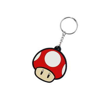 Image of Nintendo keyrings