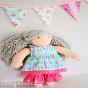 Image of Custom Slot 15 inch Waldorf Inspired Doll Slot
